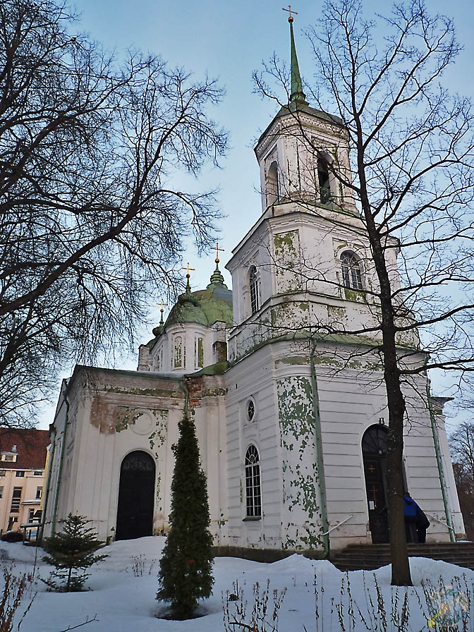 Iglesia Ortodoxa de Dormition of Theotokos, Tartu
