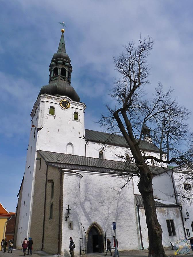 Catedral de Santa María, Tallin