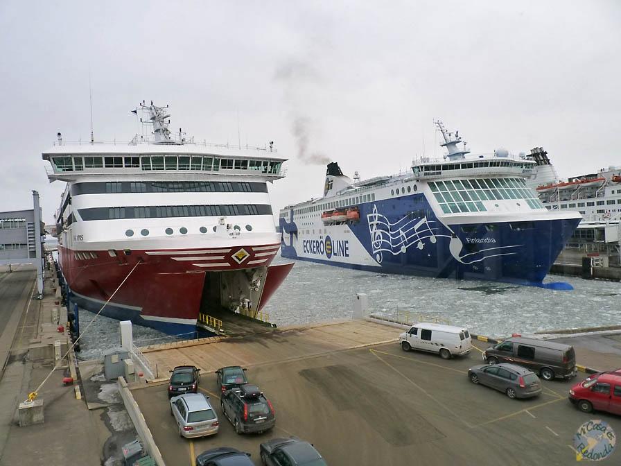Puerto de Tallin