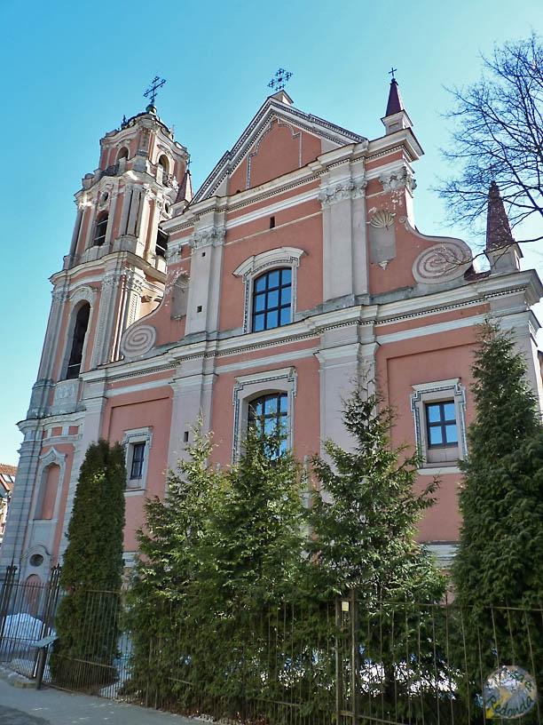 Iglesia de Todos los Santos, Vilnius