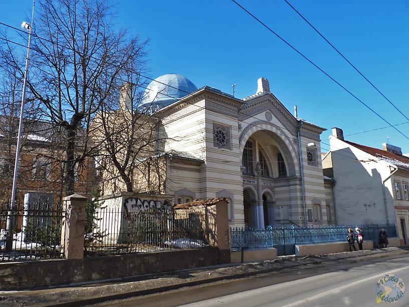 Sinagoga Coral de Vilna