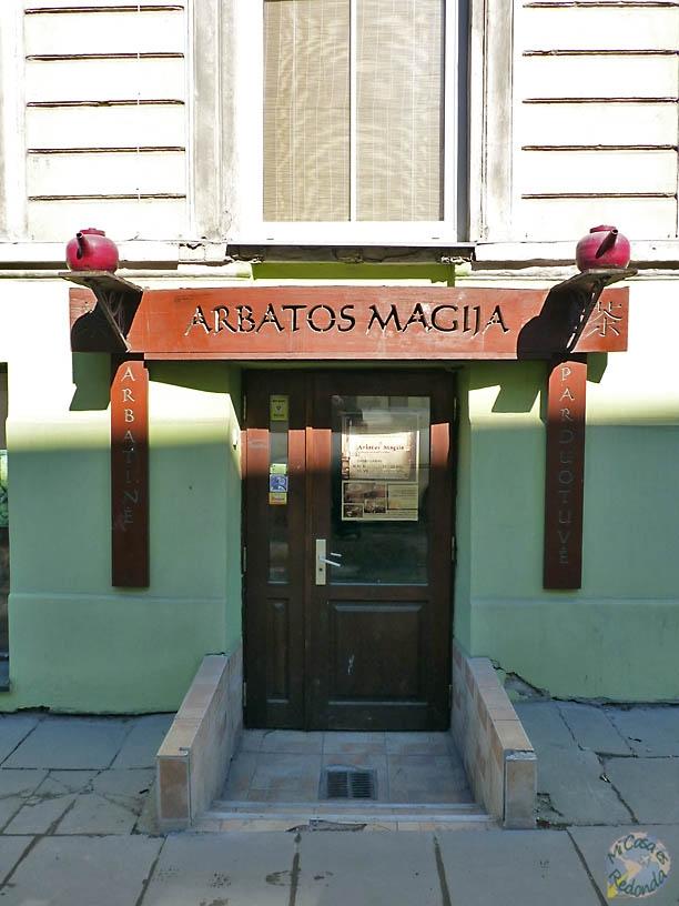 Tienda de magia, Vilnius