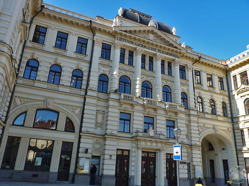 Sede de la Filarmónica lituana