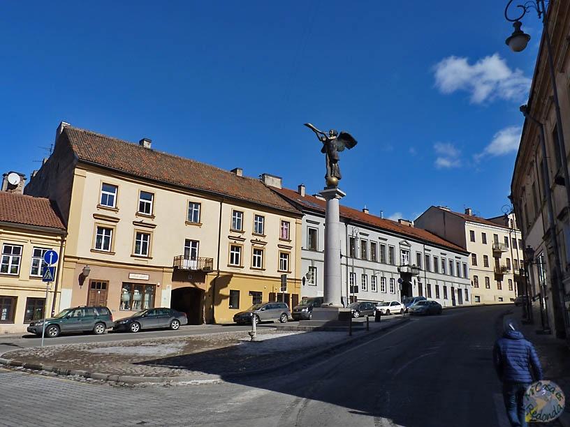 Centro de Uzupis, Vilnius