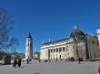 Plaza de la Catedral, Vilnius