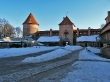 Castillo nevado, Trakai