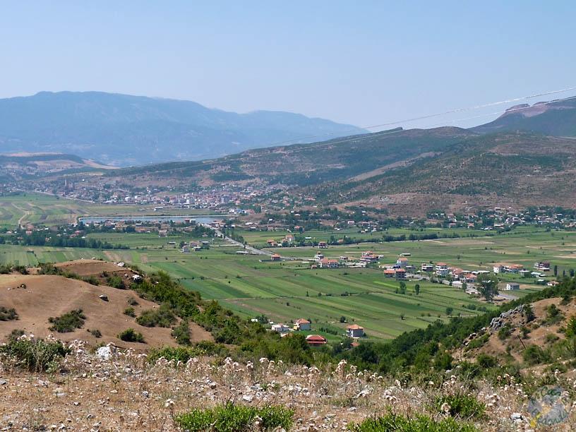 Paisajes albanos