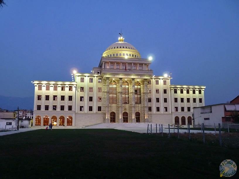 La universidad de Berat