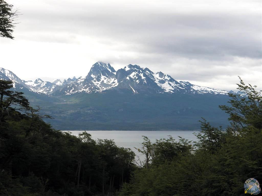 En el parque nacional Tierra del Fuego