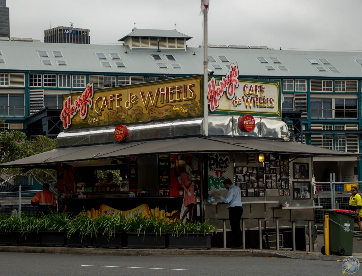 De turismo por Sydney