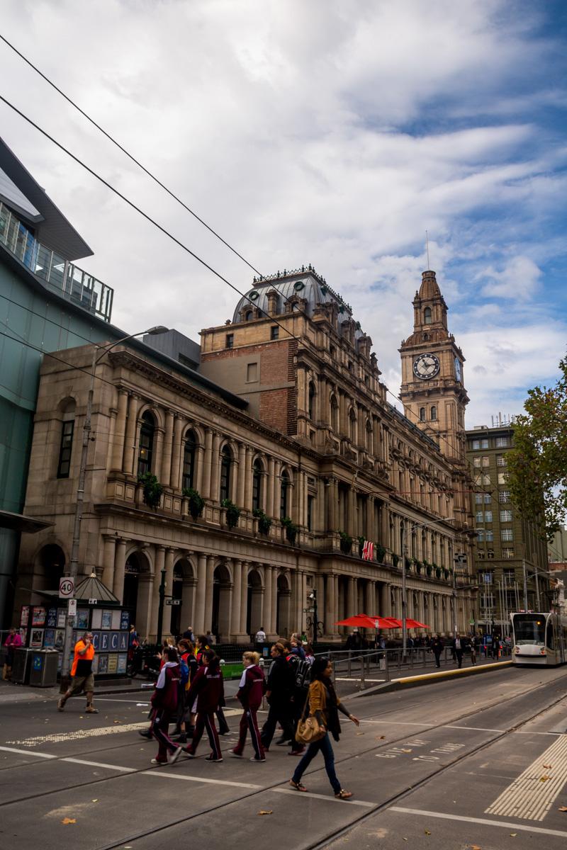 Calles de Melbourne