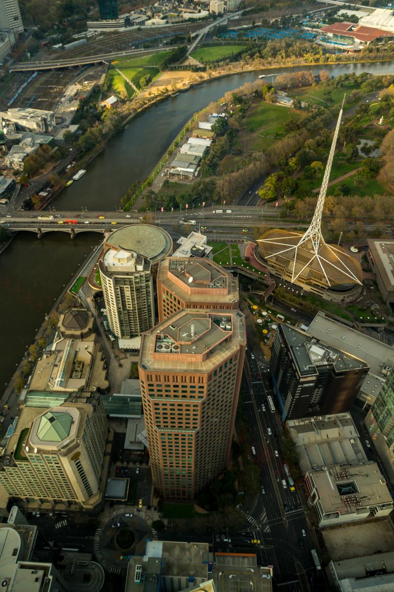 Esto está muy alto! Melbourne