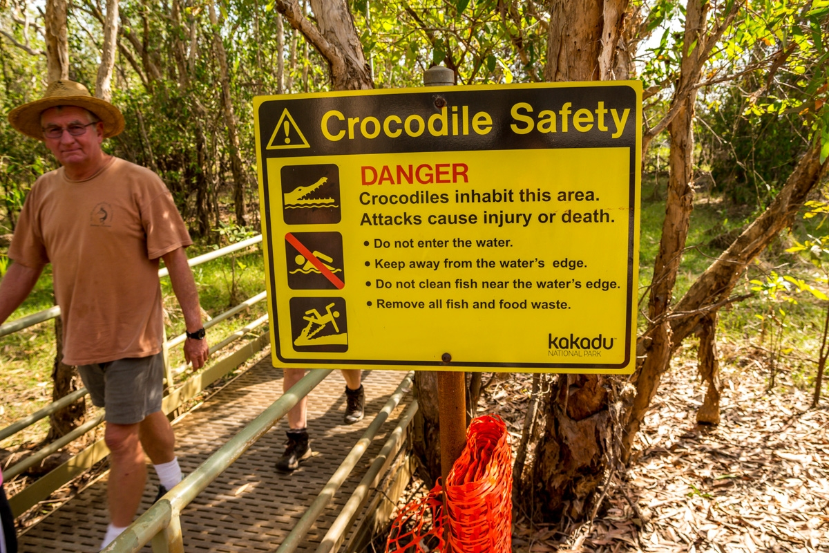 La tercera imagen es la mejor. Kakadu National Park