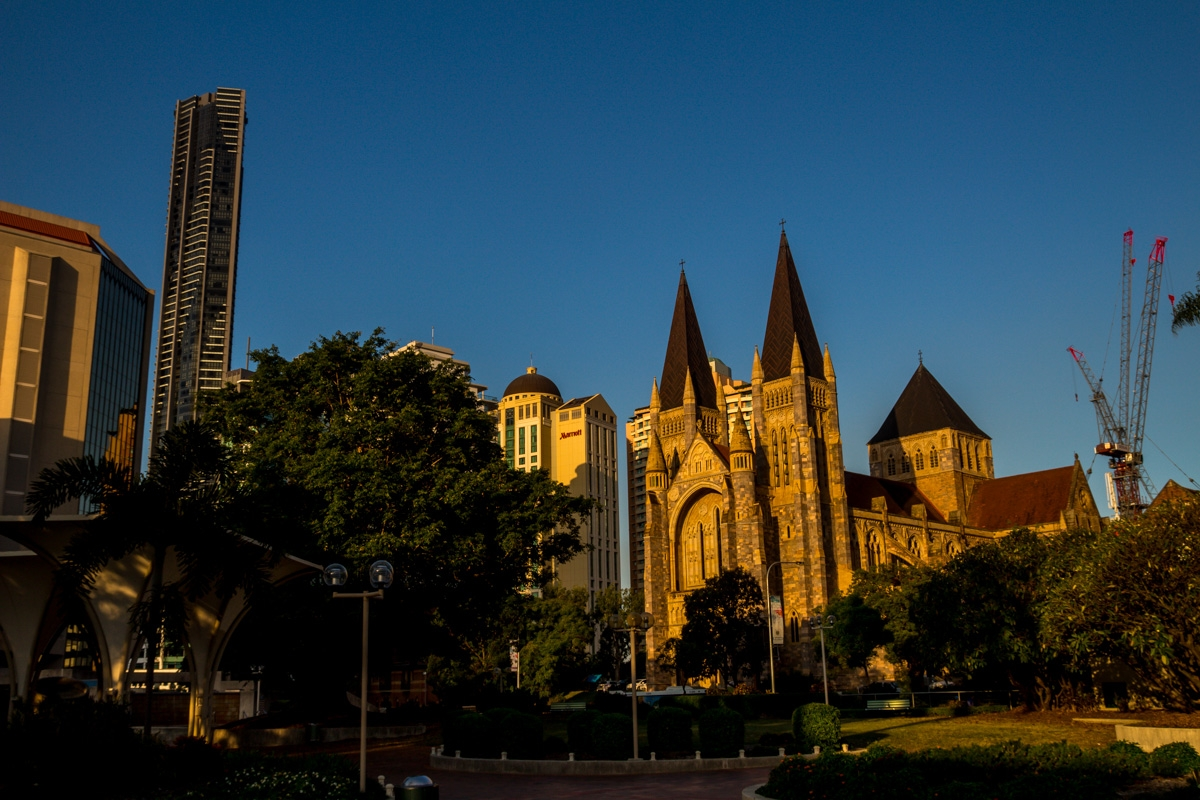 Catedral de Brisbane