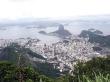 Rio desde el Cristo del Corcovado