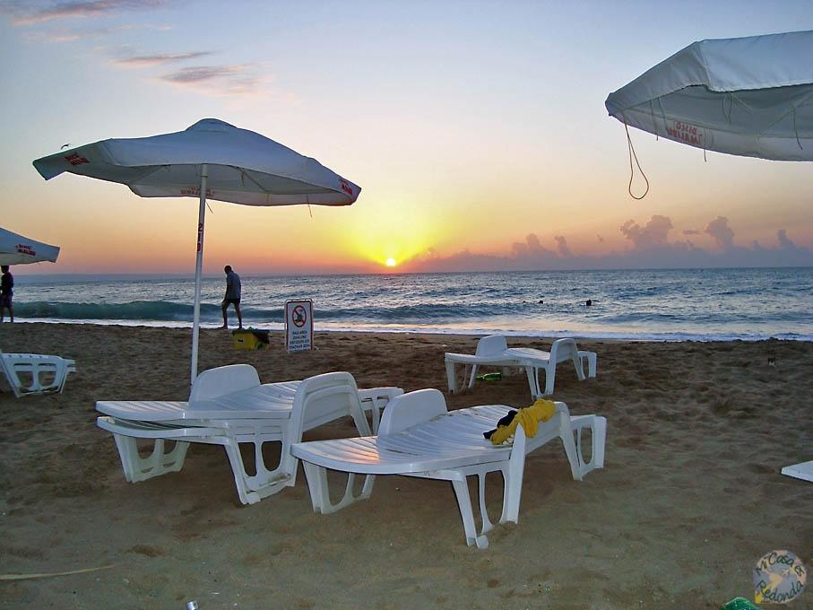 Mañaneando en las playas de Varna