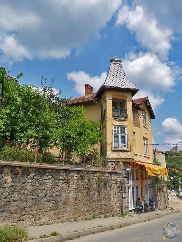 Calles de Veliko Tarnovo