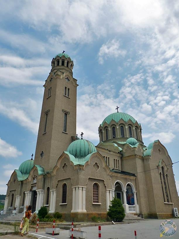 Iglesia en Veliko Tarnovo