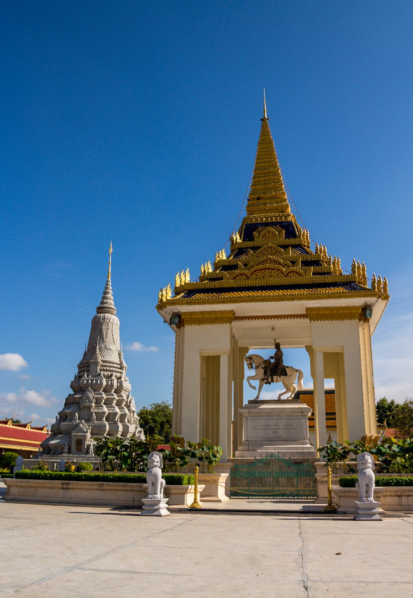 Monumento a Norodom I