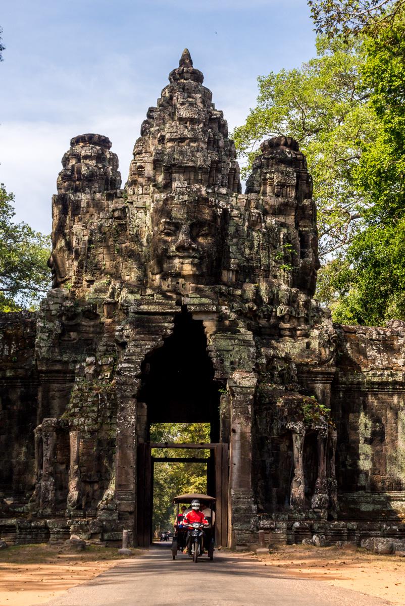 Victory Gate, Angkor
