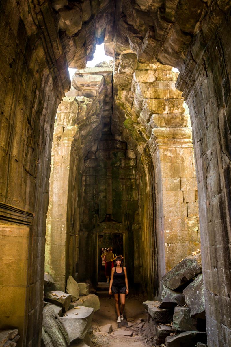 Queda muy Tomb Raider, Angkor