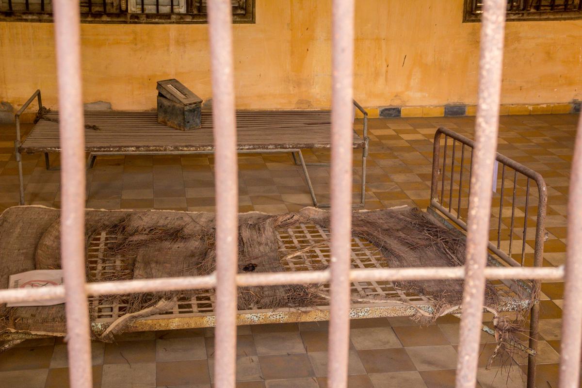 Centro S-21, Phnom Penh
