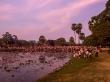¡Vayamos a ver amanecer a Angkor, seguro que no hay nadie!