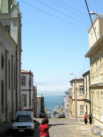 Calles de Valpo