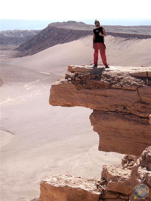 La Piedra del Coyote, Atacama