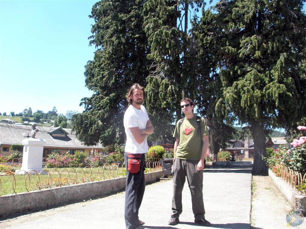 Con el Regue por Chiloé