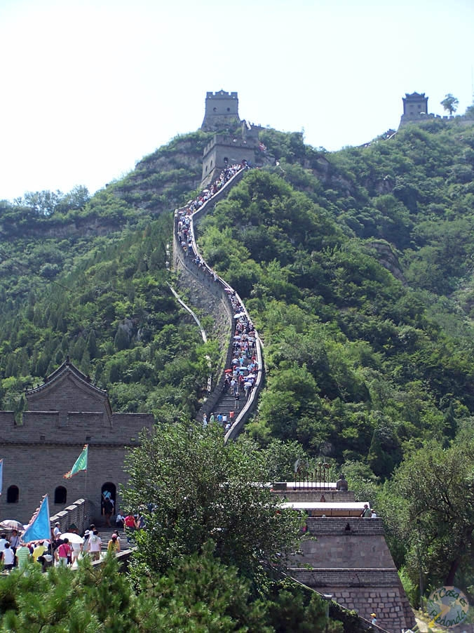 Muralla China, Badaling