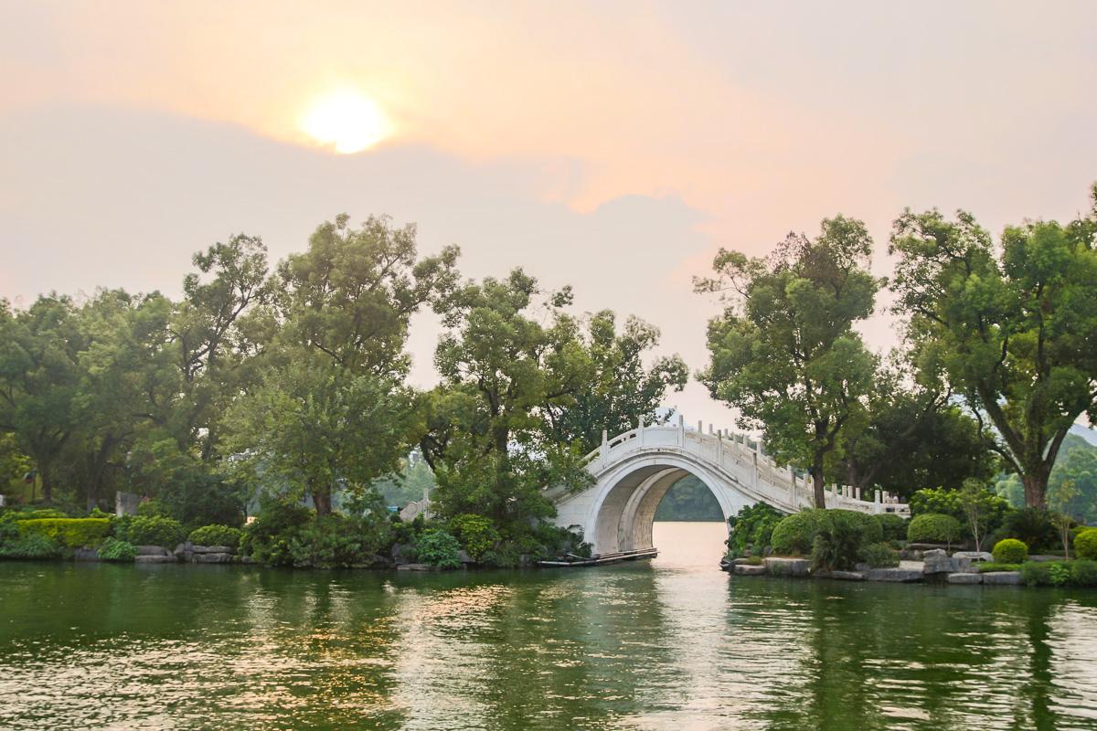 Foto postal, Guilin