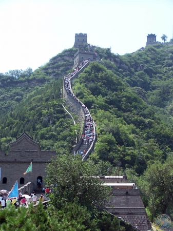 Muralla China, Badaling