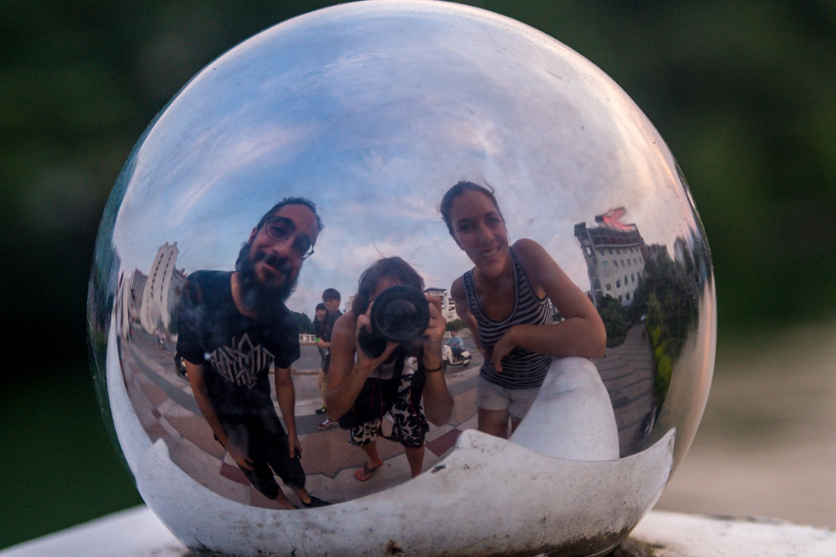 La bola de cristal