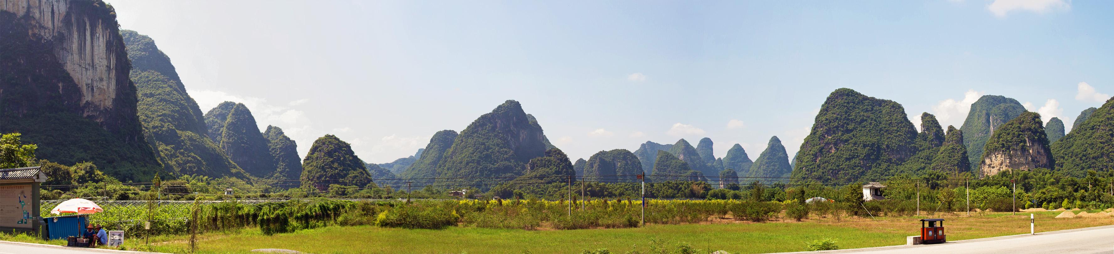 Alrededores de Yangshuo