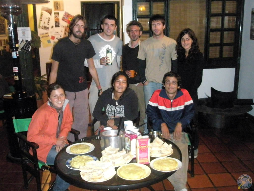 En Bogotá de nuevo!