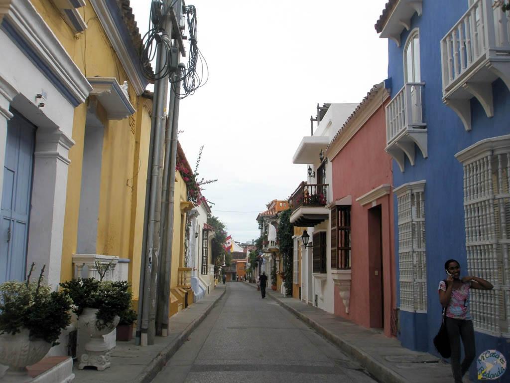 Calles colombianas