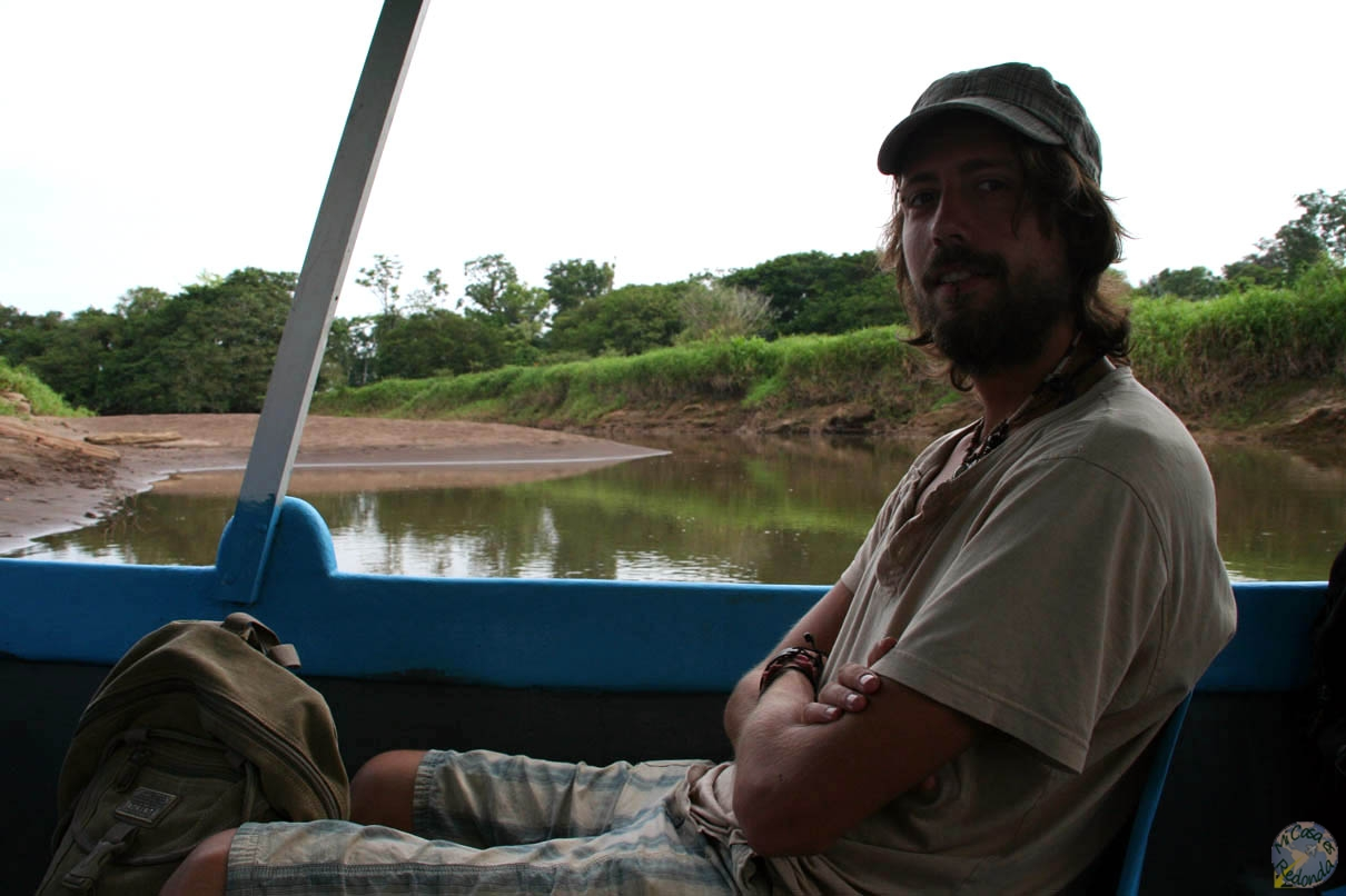 De viaje a Tortuguero
