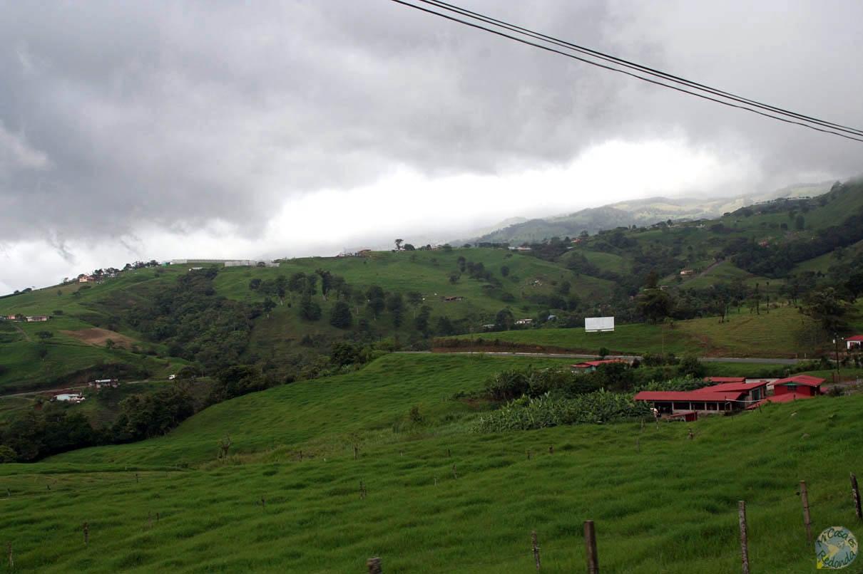 Interiores de Costa Rica