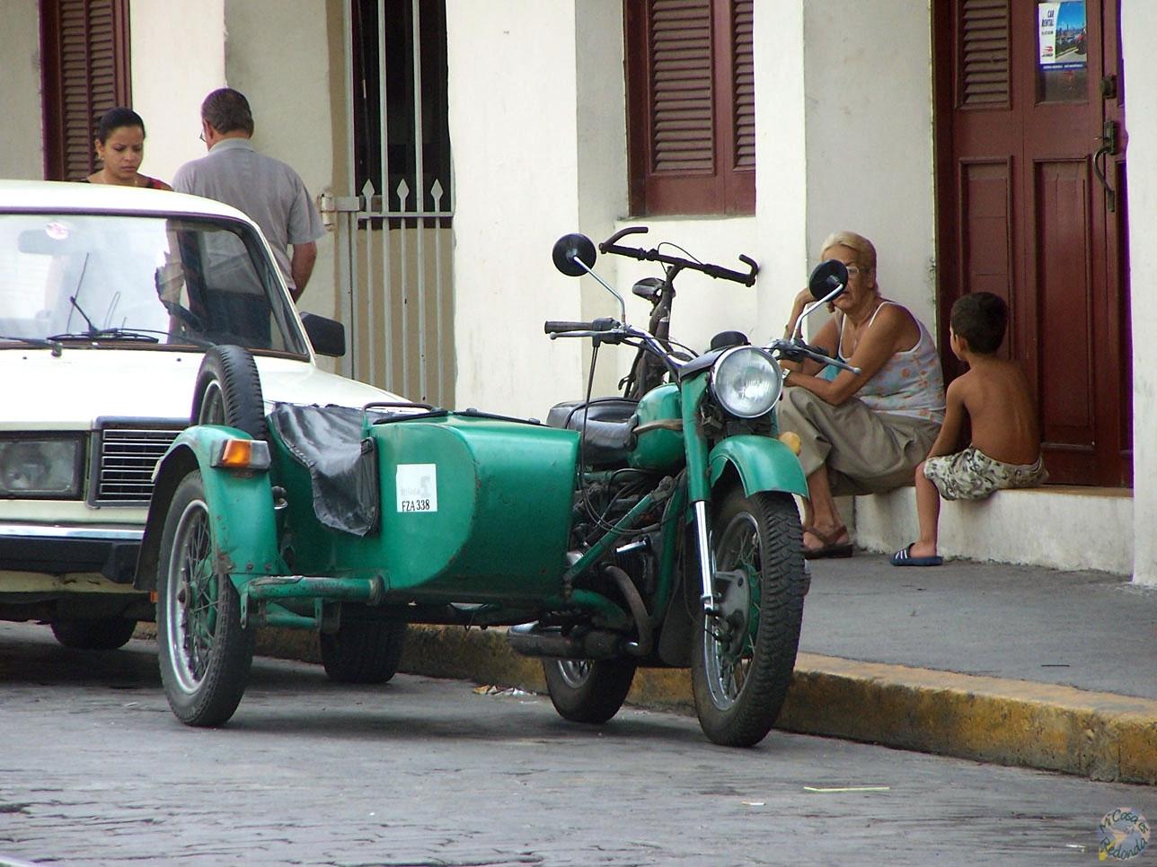 Sidecar!