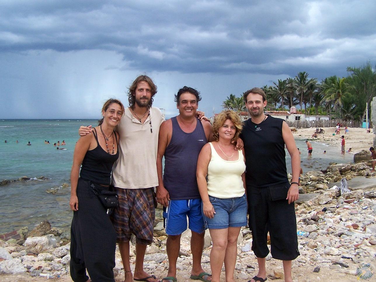 Última foto de nuestro viaje!