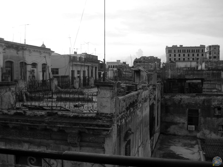 La Habana en b/n