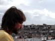 Desde una azotea en la Habana