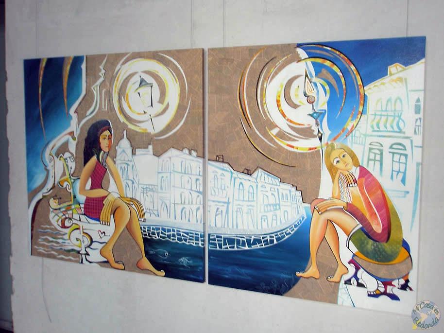 Arte en sus paredes