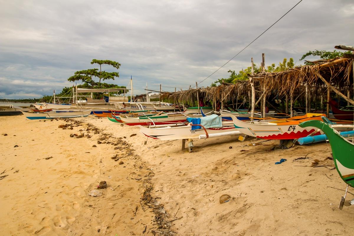 Colecciones de barcas, Cebu