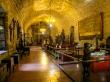 Interiores del museo de la Iglesia de San Agustín
