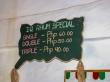 Cuando el ron es más barato que la coca cola, Malapascua