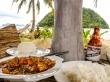 Comida en las Cabanas, El Nido