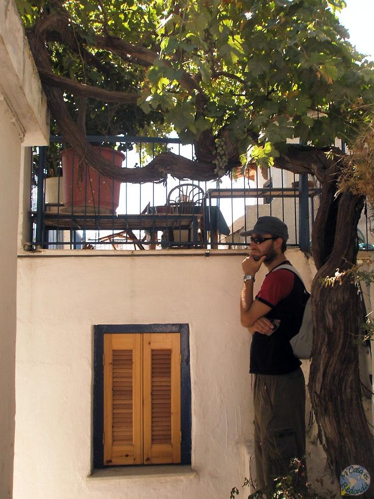 Barrio de Plaka, en Atenas