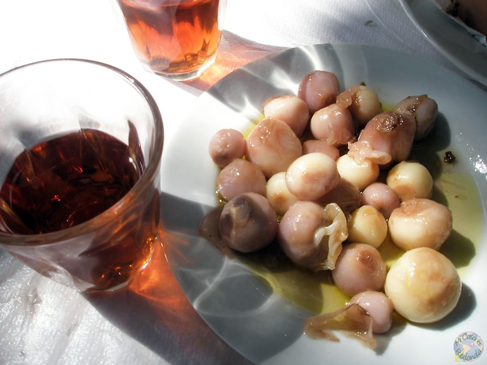 Degustación de productos locales cretenses